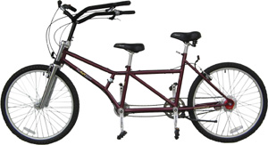 Buddy Bike Special Needs Bicycle Alternative Tandem Bicycle