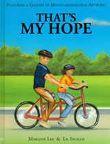 That's My Hope is a book designed to discuss disability, trauma & illness w/children. Click to buy at Amazon.